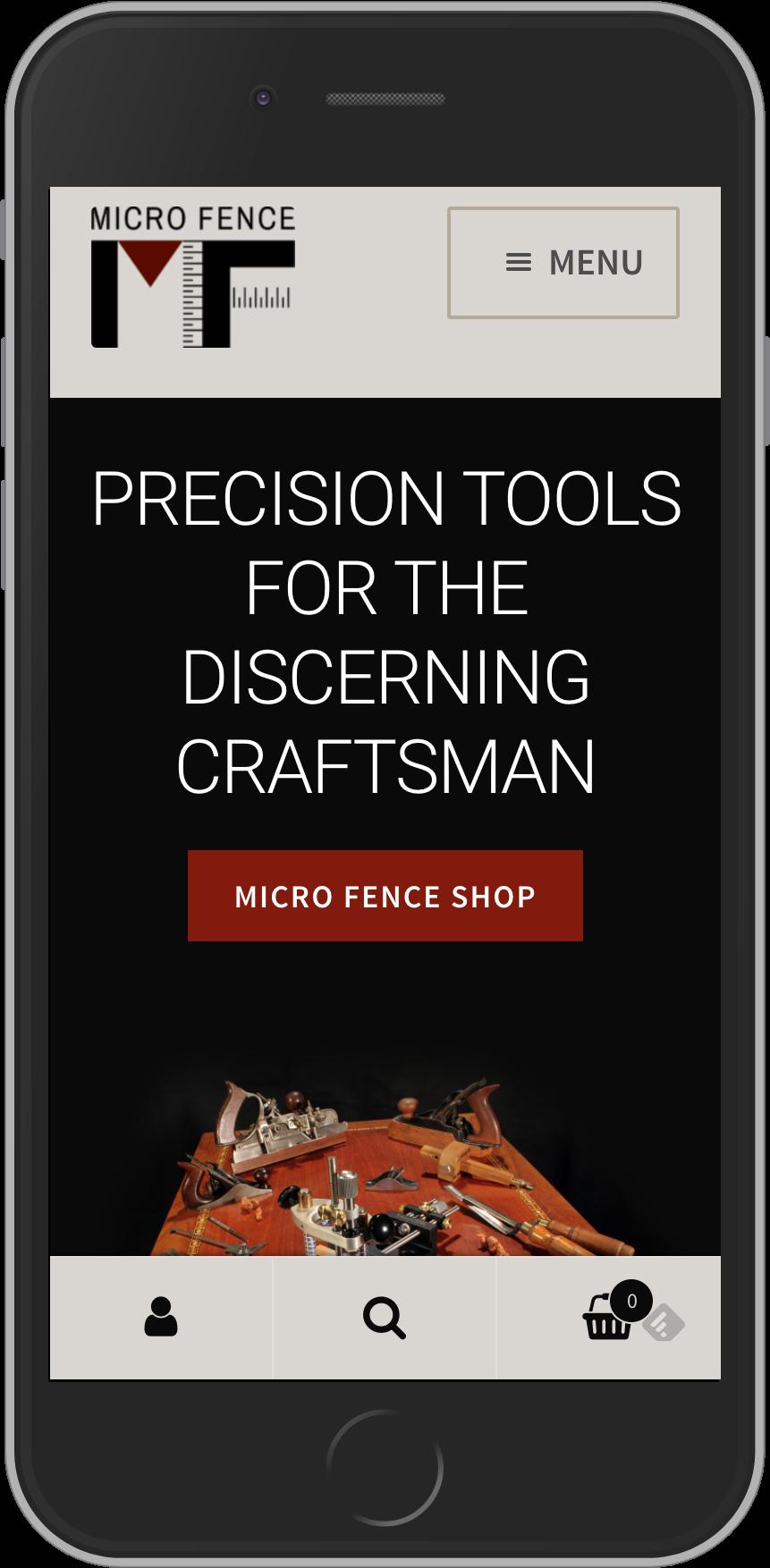 microfence.uwldev.com-(iPhone 6)