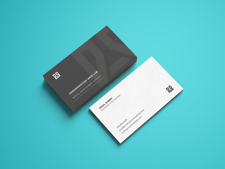 UWL-business card